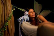 ההצגה - רוח היער של תאטרון הרוח, צילום: יוסי חזן