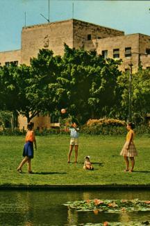 עיריית חיפה, מבט מגן הזיכרון, שנות ה-60 פלפוט הוצאה לאור, הרצליה