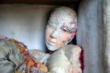 מאירה גרוסינגר I תא אנושי, 2012 טכניקה מעורבת  באדיבות האמנית