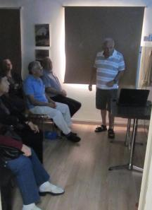 """הרצאה של ד""""ר מיכה מצר במוזיאון לתולדות חולון"""