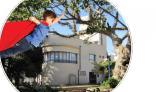 מוזיאון חוסמסה, ילד סופרמן מעופף